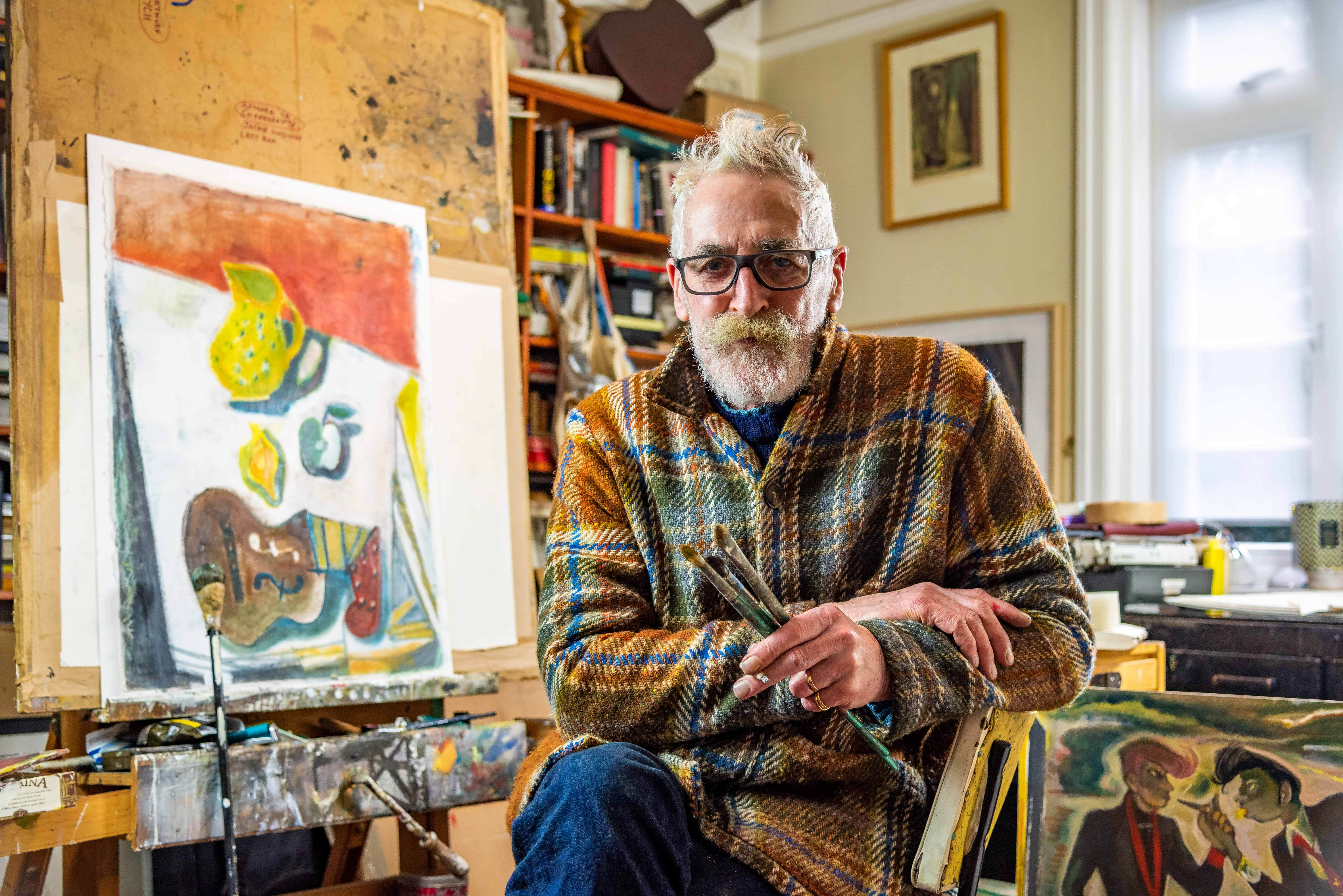 Scotland's favourite artist to give exclusive insight at Nuart Aberdeen