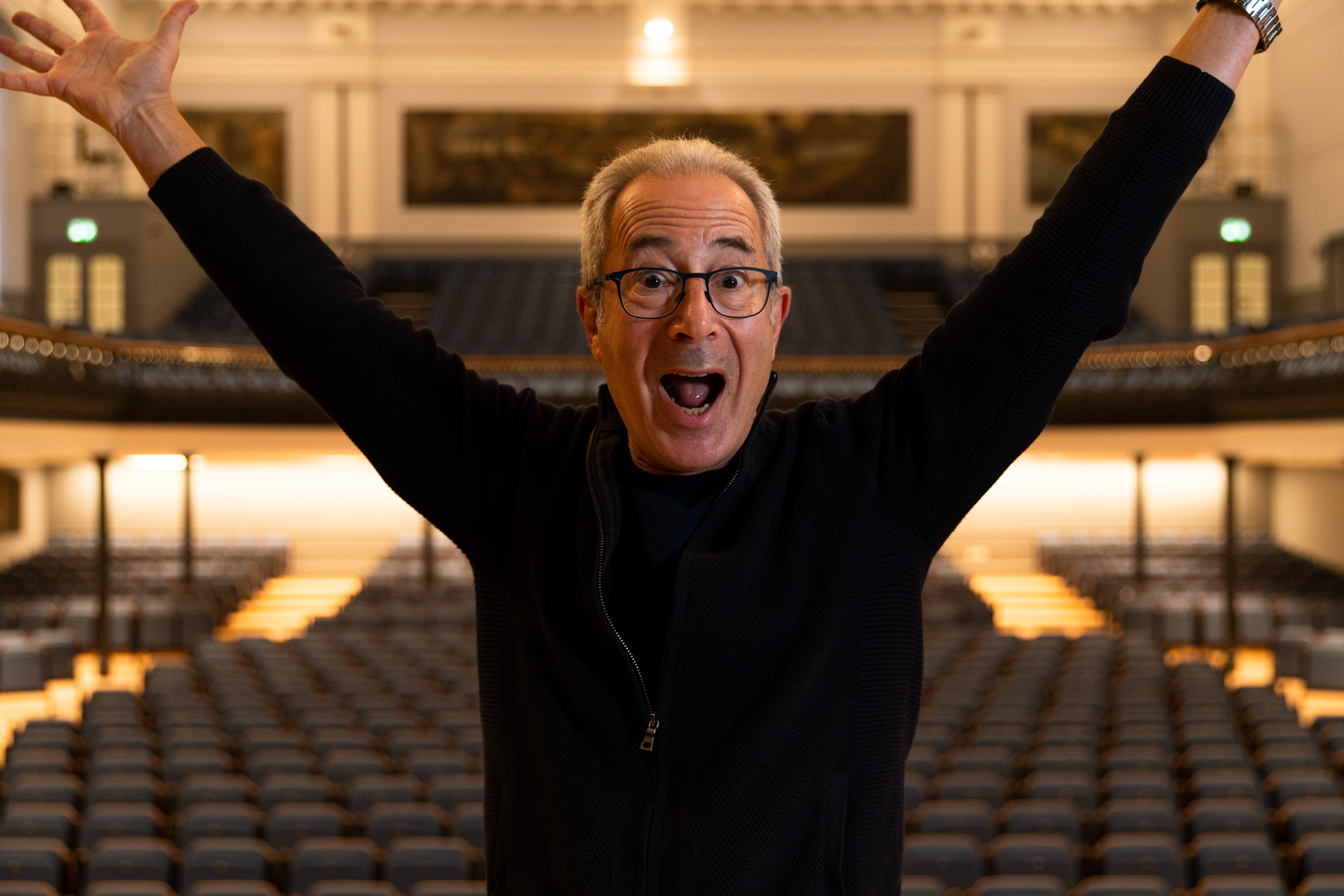 Aberdeen International Comedy Festival draws to a close
