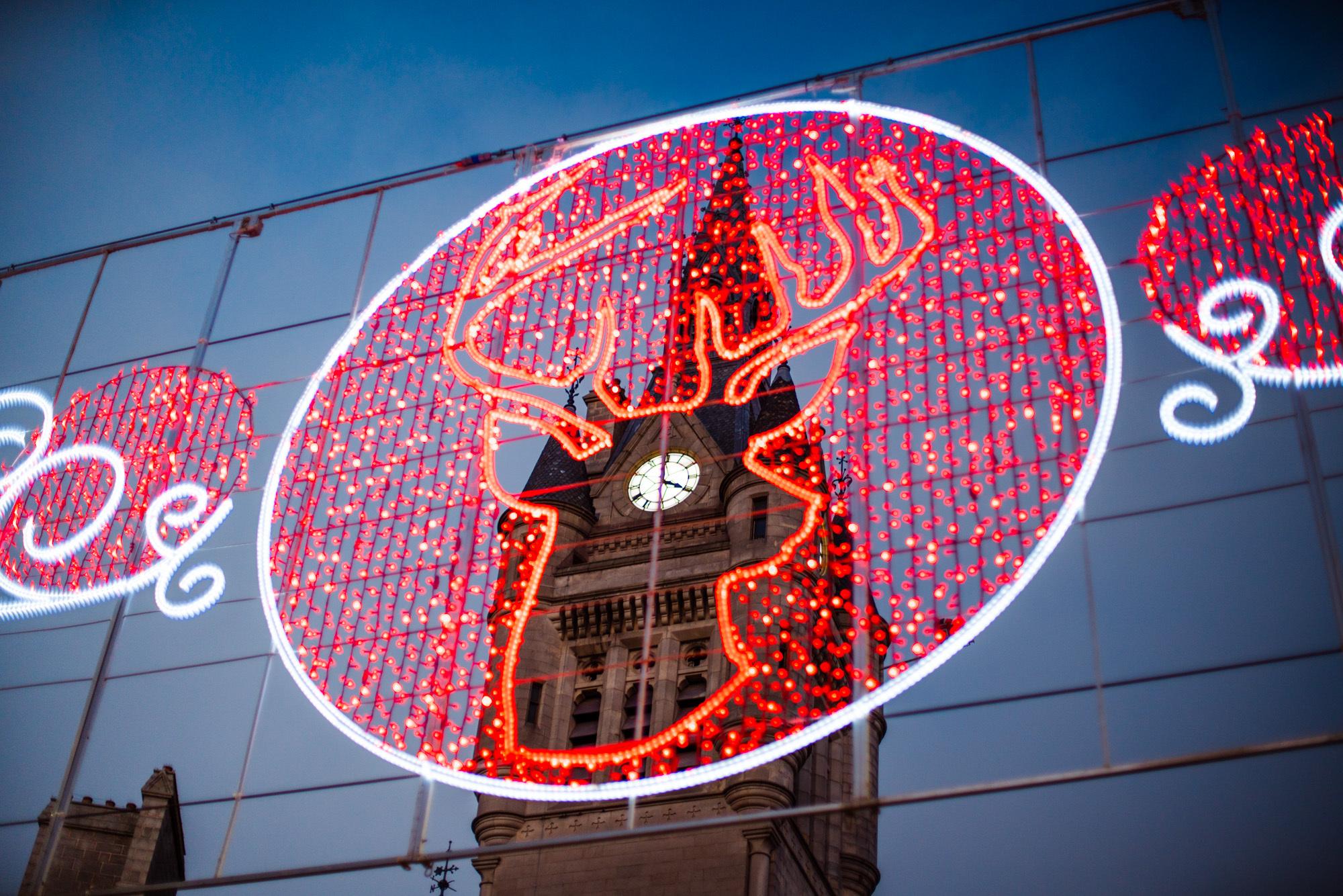 Aberdeen Inspired Festive Opening Hours