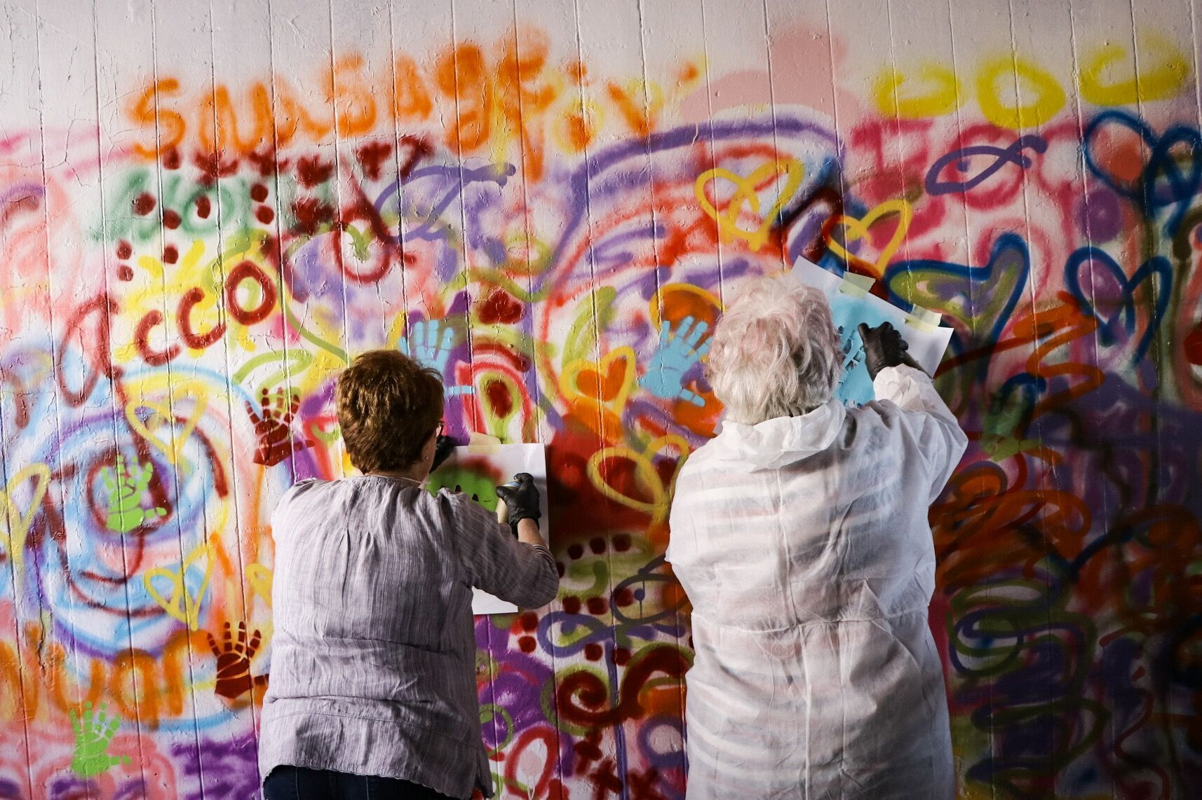 Aberdeen's graffiti gang to star in The One Show