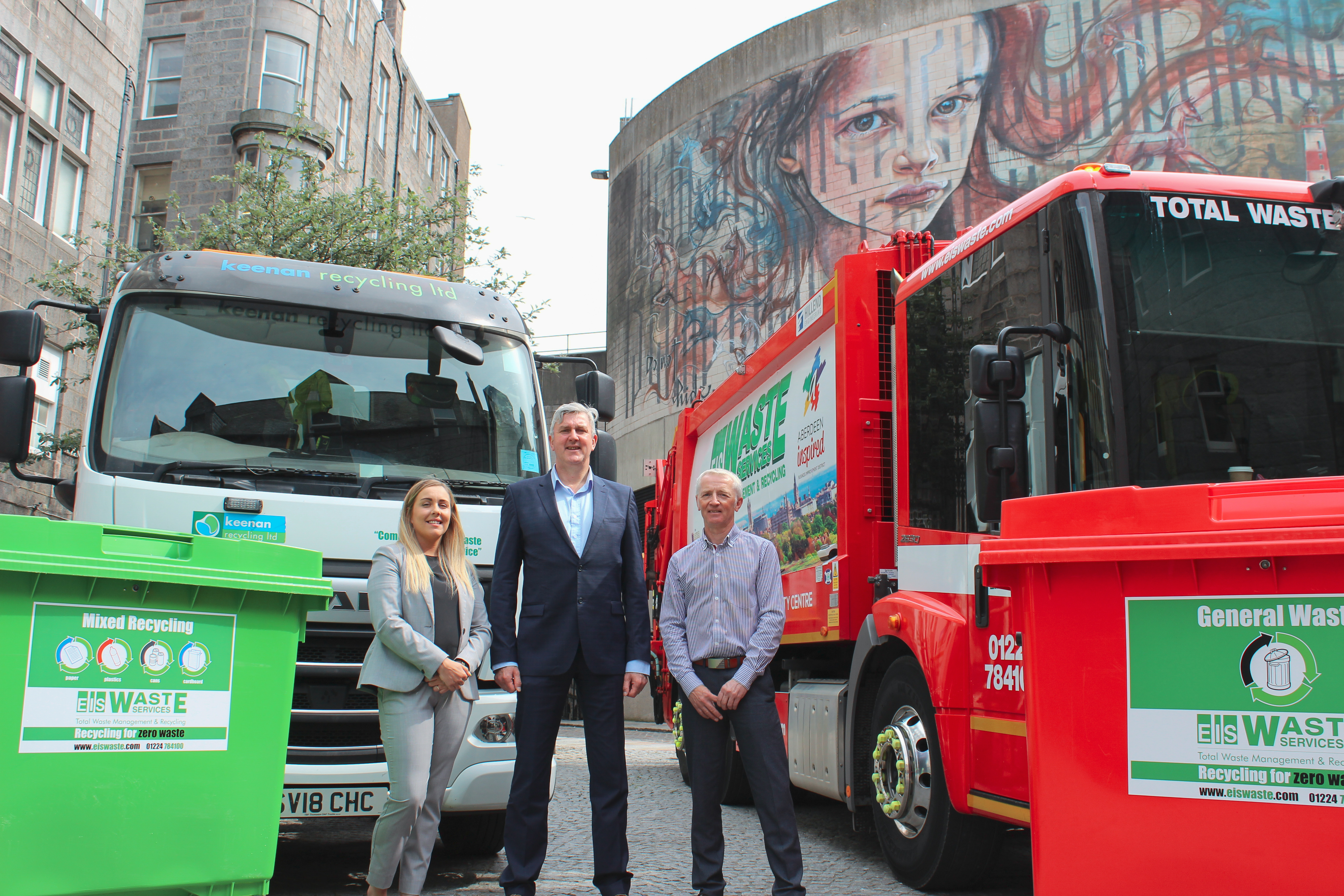 Local businesses urged to think green and reduce environmental impact