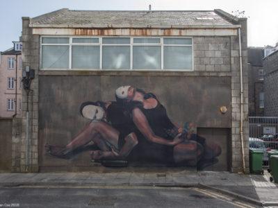 1600 2I8A7972 Artist Milu Nuart Aberdeen Photo  ® Ian Cox 2018