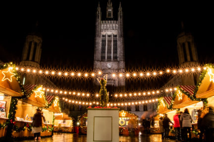 Christmas In the Quad - Week 4