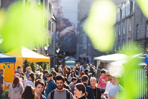 Inspired Nights on The Green - Street Food Market