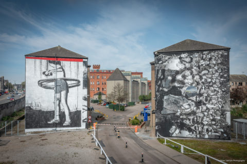 Offshore Europe Special - Nuart Aberdeen Walking Tours