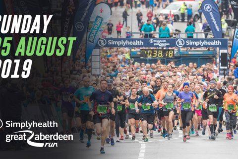 Great Aberdeen Run 2019 - Important Information