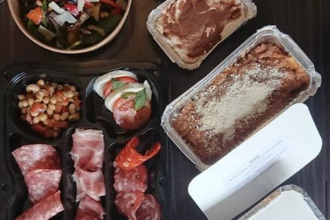 City Centre - Hospitality Delivery/Takeaway