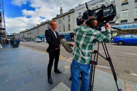 Aberdeen Inspired - Scottish High Streets