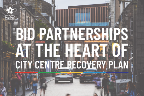 BID Partnerships at the Heart of City Centre Recovery Plan