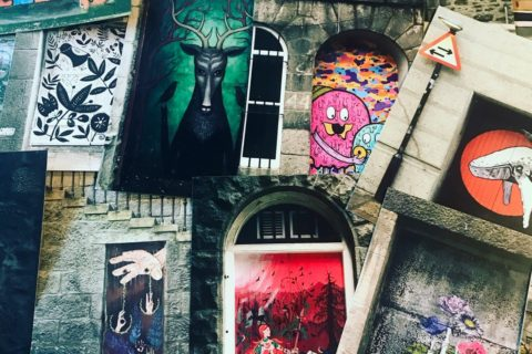 Painted Doors Aberdeen