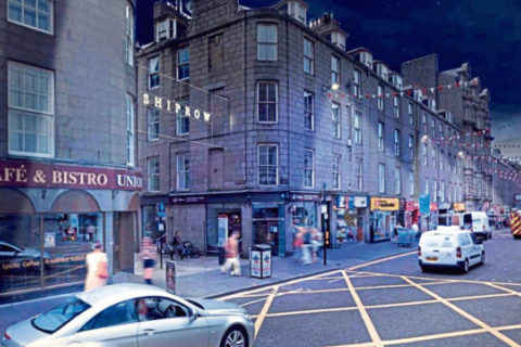 Aberdeen Inspired comments on Town Centre Capital Fund proposals